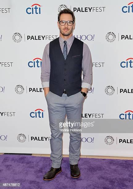 MarkPaul Gosselaar attends the PaleyFest 2015 fall TV preview at The Paley Center for Media on September 9 2015 in Beverly Hills California