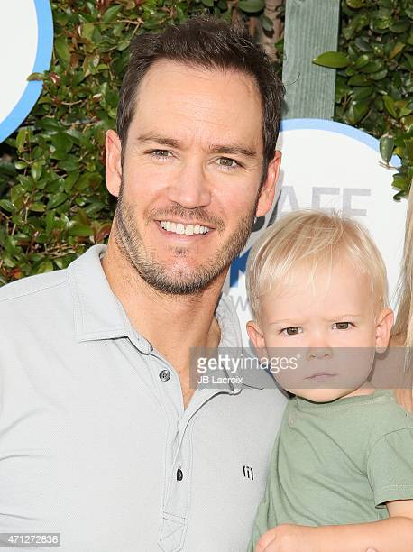 MarkPaul Gosselaar attends the Safe Kids Day presented by Nationwide on April 26 2015 in West Hollywood California