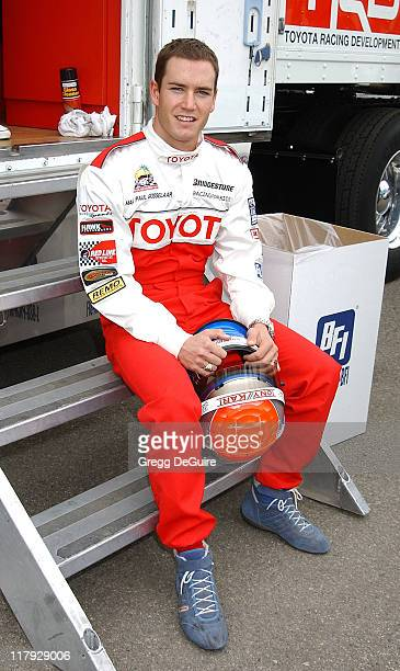 MarkPaul Gosselaar during 26th Annual Toyota Pro/Celebrity Race Press Day at Streets of Long Beach in Long Beach California United States