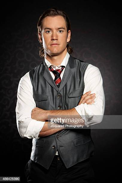 MarkPaul Gosselaar is photographed for Self Assignment on July 12 2008 in Los Angeles California