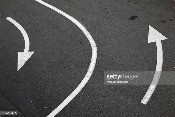 Marks on the pavement are pictured at the parking lot of the LondonBased Man Group one of the world's largest traded hedge fund on October 5 2009 in...