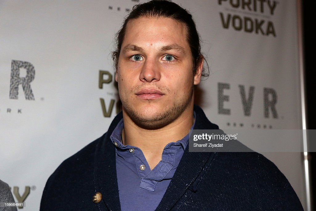 Markus Kuhn attends the opening of EVR 54 on January 15, 2013 in New York City.