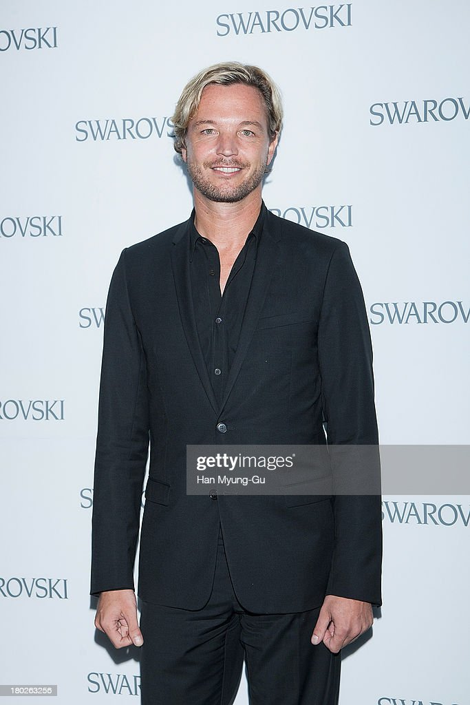 Markus Langes-Swarovski attends 'SWAROVSKI' World Jewelry Facets at The Horim Art Center on September 10, 2013 in Seoul, South Korea.