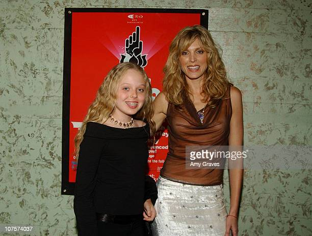 Marla Maples and her daughter Tiffany Trump
