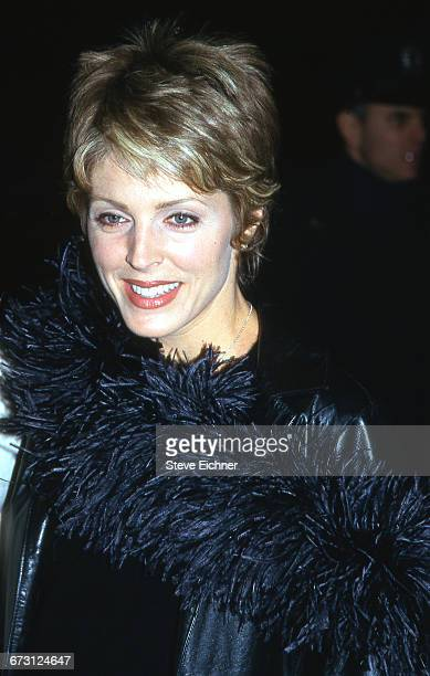 Marla Maples attend Opening Night of 'I'm Still Here Damn It' at the Booth Theatre New York New York November 5 1998