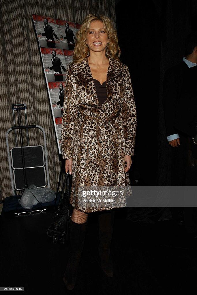 Marla Maples attends Los Angeles Confidential Magazine Pre Oscar Bash Celebrates Cover Boy Jamie Foxx sponsored by Godiva at the W Hotel Los...