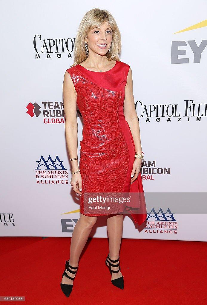 D c red dress run charity