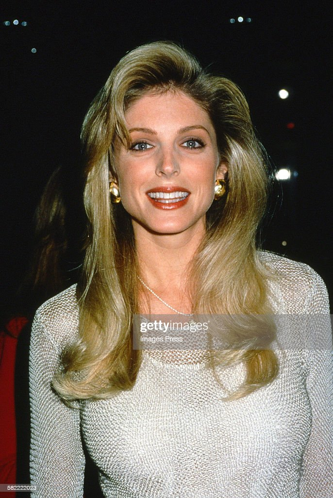 Marla Maples circa 1994 in New York City. Show more