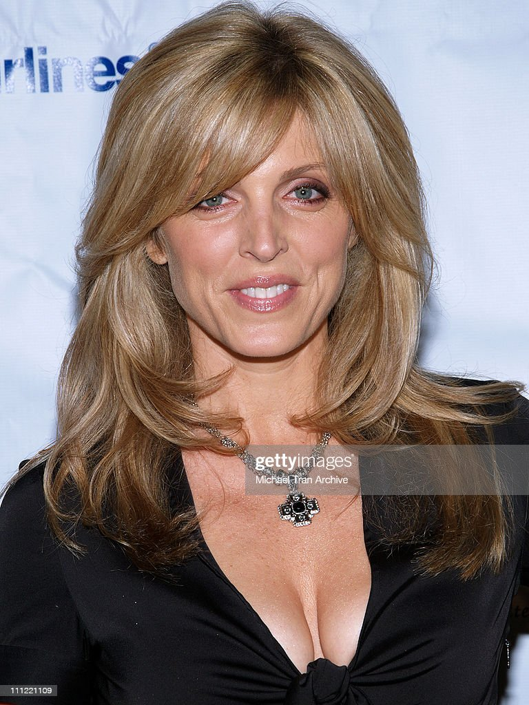 Marla Maples during Jonsson Cancer Center Benefit at Regent Beverly ...