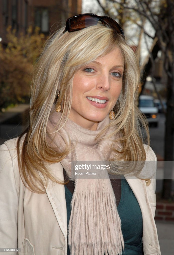 Marla Maples and Tiffany Trump Sighting in New York  - March 28, 2006