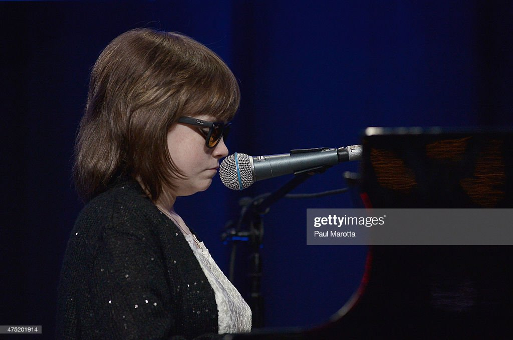 <a gi-track='captionPersonalityLinkClicked' href=/galleries/search?phrase=Marlana+VanHoose&family=editorial&specificpeople=10060993 ng-click='$event.stopPropagation()'>Marlana VanHoose</a> performs on stage during a Guy Fieri celebrity chef tailgate for the Best Buddies Challenge: Hyannis Port 2015 at Harvard Field on May 29, 2015 in Allston, Massachusetts.