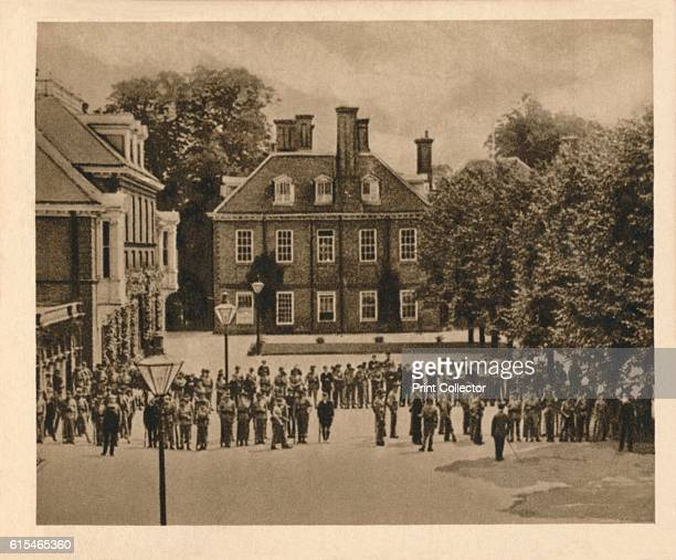 Marlborough College' 1923 Marlborough College private boarding and day school founded in 1843 and qualified under the Royal Charter in 1845 Initially...