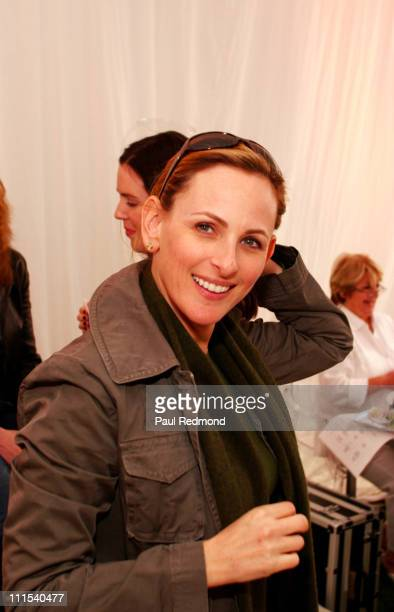 Marlee Matlin during In Style Luxury Suites at The Four Seasons Beverly Hills Day 1 at Four Seasons Hotel in Beverly Hills California United States