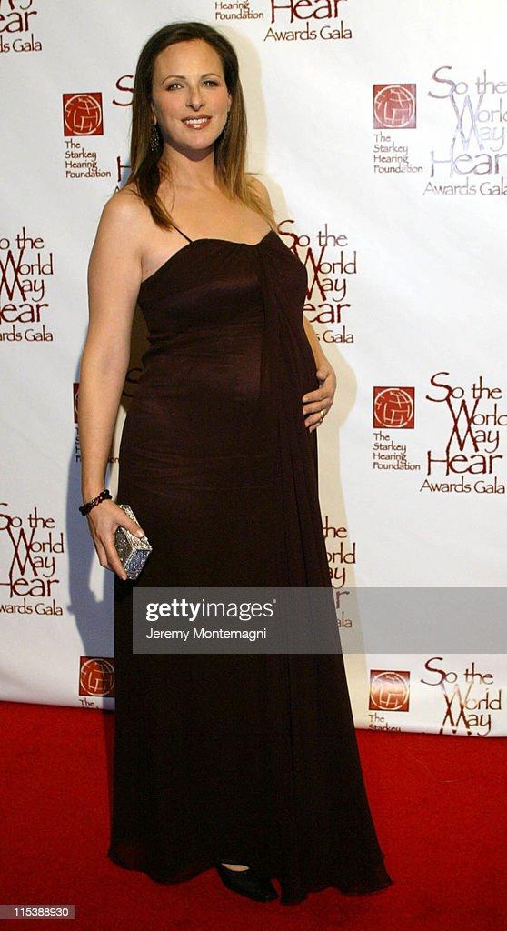 So The World May Hear 2003 Awards Gala