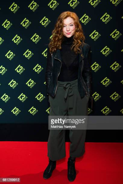 Marleen Lohse attends the 'Culpa' world premiere at Zionskirche on May 9 2017 in Berlin Germany