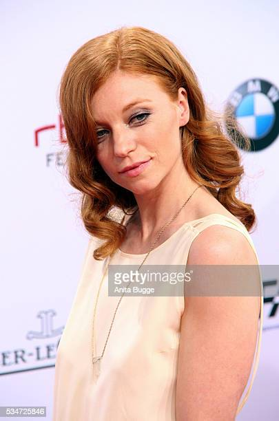 Marleen Lohse attends the Lola German Film Award on May 27 2016 in Berlin Germany