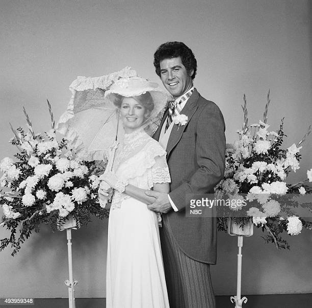 LIVES 'Marlena Evans and Don Craig Wedding' Pictured Deidre Hall as Marlena Evans Jed Allan as Don Craig