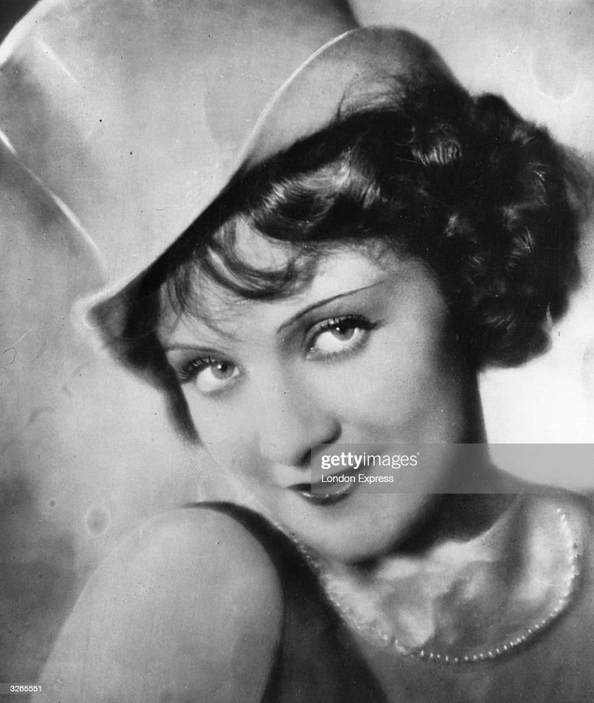 <a gi-track='captionPersonalityLinkClicked' href=/galleries/search?phrase=Marlene+Dietrich&family=editorial&specificpeople=70018 ng-click='$event.stopPropagation()'>Marlene Dietrich</a> (1901 - 1992), formerly Maria Magdalena Von Losch, the German singer and actress who spent most of her career in America. She appears here in the German expressionist film 'Der Blaue Engel' ('The Blue Angel'), wearing a top hat. The film was directed by Josef Von Sternberg for UFA.