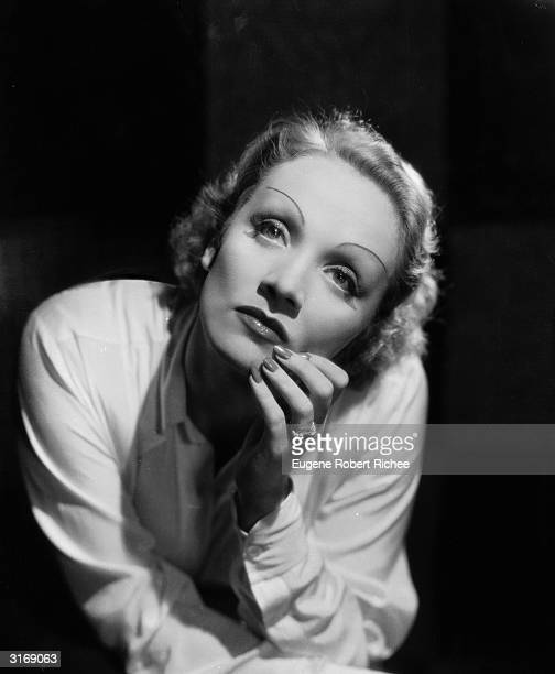Marlene Dietrich stars in the film 'Desire' directed by Frank Borzage for Paramount