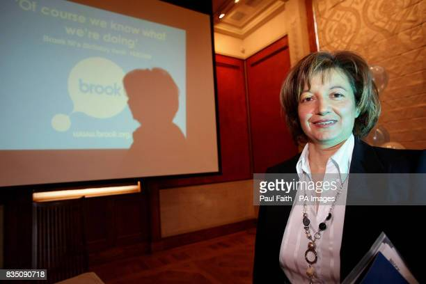 Marlene Kinghan from the Children's Commissioners office at a conference at Stormont Belfast where they heard sexually transmitted diseases posed a...