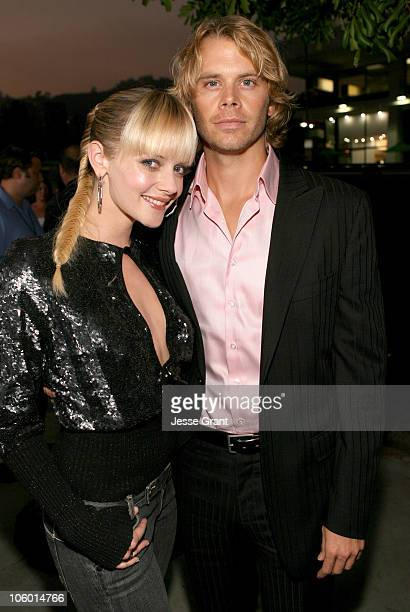 Marley Shelton and Eric Christian Olsen during 'The Last Kiss' Los Angeles Premiere Red Carpet in Hollywood California United States