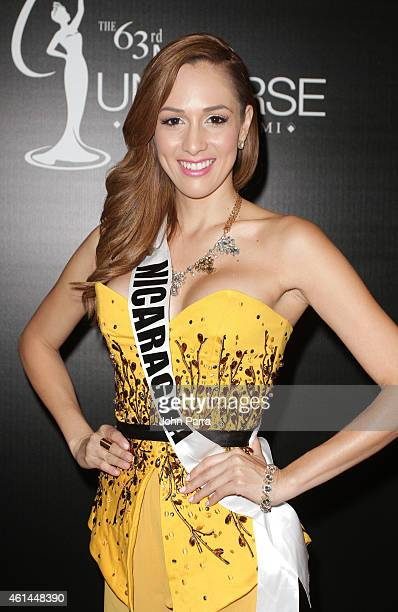 miss nicaragua stock photos and pictures getty images