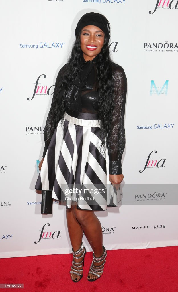 Marlo Hampton attends the Daily Front Row's Fashion Media Awards at Harlow on September 6, 2013 in New York City.