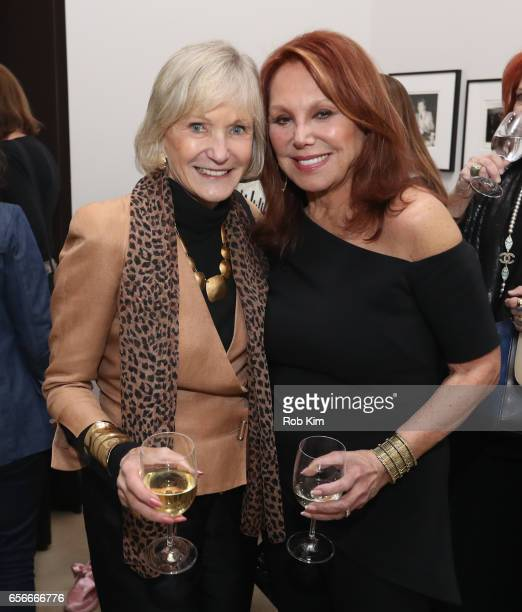 Marlo Thomas and guest attend the Female Bosses celebration and BOSS BITCH book launch and interactive panel event at The Core Club on March 22 2017...