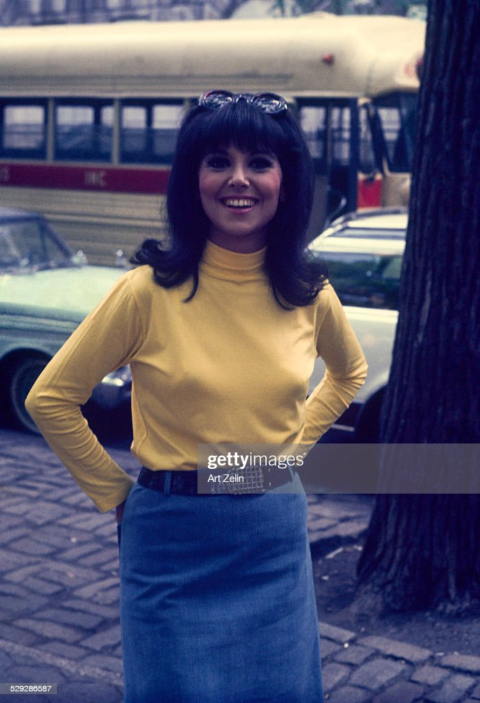 Marlo Thomas as That Girl circa 1970 New York