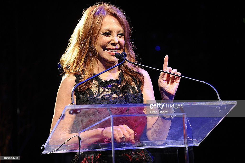 Marlo Thomas attends the 7th Annual Heath Corps Grassroots Garden Gala at Gotham Hall on April 17, 2013 in New York City.