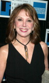 Marlo Thomas during 2002 Tribeca Film Festival 'Double Whammy' 'Roger Dodger' Screening Exits at United Artists Battery Park City in New York City...