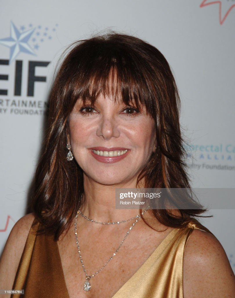 Marlo Thomas during Katie Couric EIF and NCCRA Present 'Hollywood Meets Motown' Benefit Arrivals at The Waldorf Astoria Hotel in New York New York...