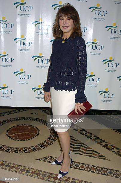 Marlo Thomas during United Cerebral Palsy Fourth Annual 'Women Who Care' Luncheon at Ciprianis 42nd Street in New York City New York United States