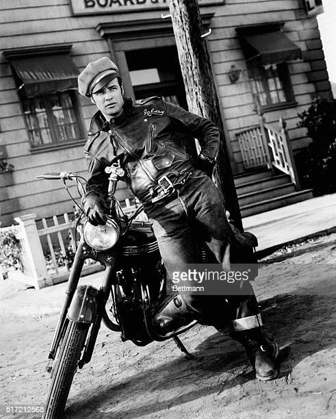 Marlon Brando in The Wild One