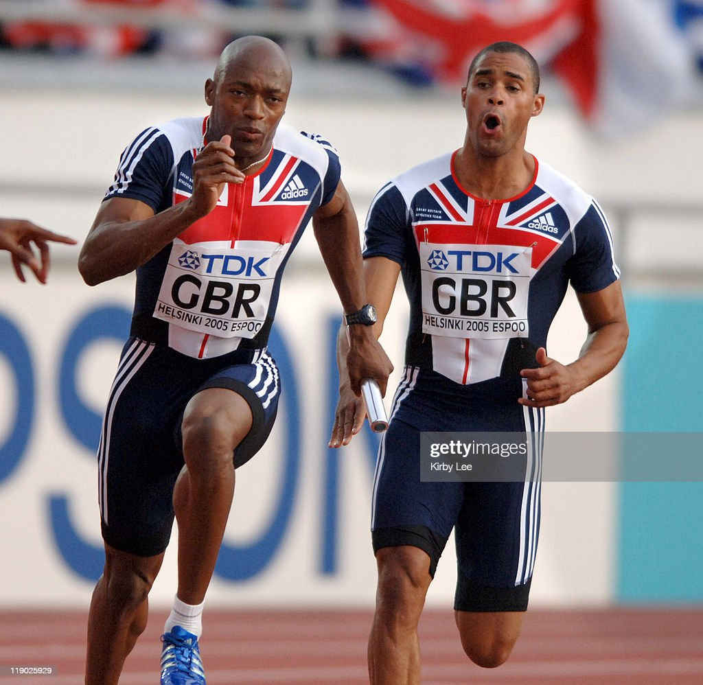 IAAF World Championships in Athletics - Men's 400m Relay First Round