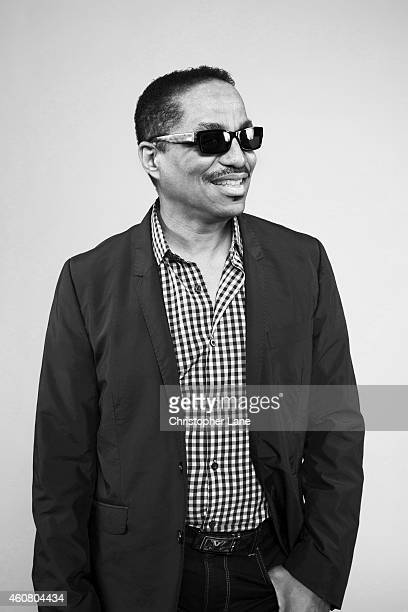 Marlon Jackson is photographed for Paris Match on July 2 2014 in Atlantic City New Jersey