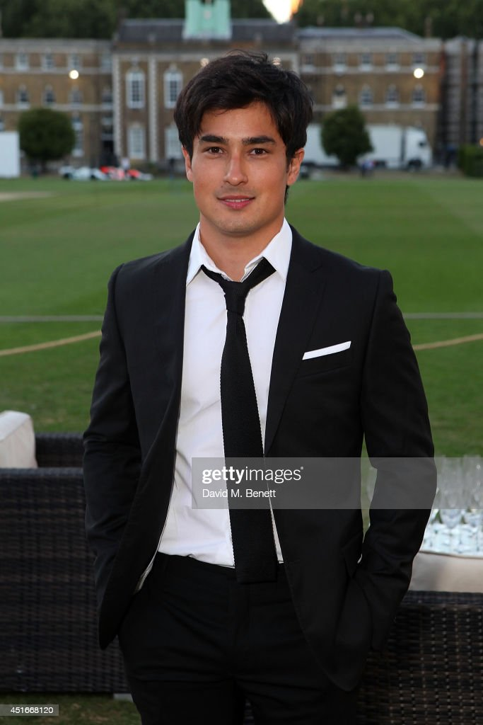 Marlon Stockinger attends The Grand Prix Ball at the Royal Artillery Gardens on July 3, 2014 in London, England.