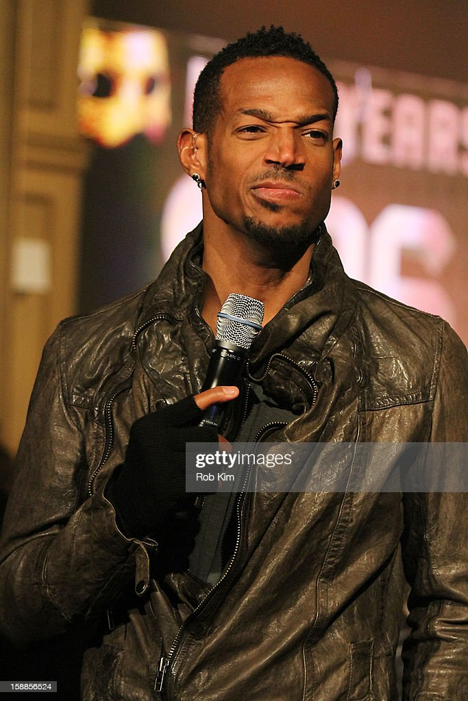 Marlon Wayans attends BET's '106 & Party' 2013 New Years Eve party at BET Studios on December 17, 2012 in New York City.