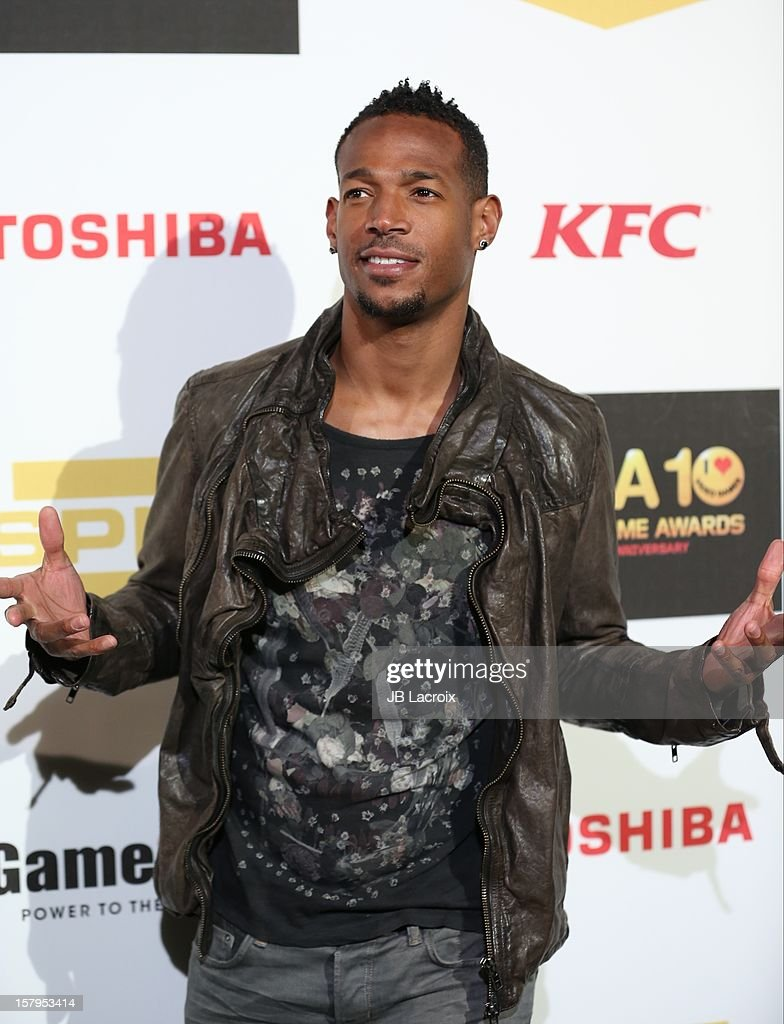 Marlon Wayans attends the Spike TV's 10th Annual Video Game Awards at Sony Studios on December 7, 2012 in Los Angeles, California.