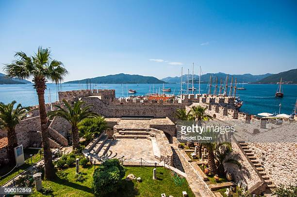CONTENT] Marmaris' hilltop castle was Süleyman the Magnificent's assembly point for 200000 troops used to capture Templarheld Rhodes The castle hosts...