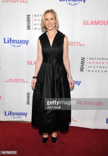 Marne Levine at the Women Making History Awards at The Beverly Hilton Hotel on September 16 2017 in Beverly Hills California