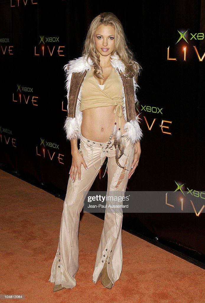 Marnette Patterson during Launch Party for Xbox Live - Arrivals at ...