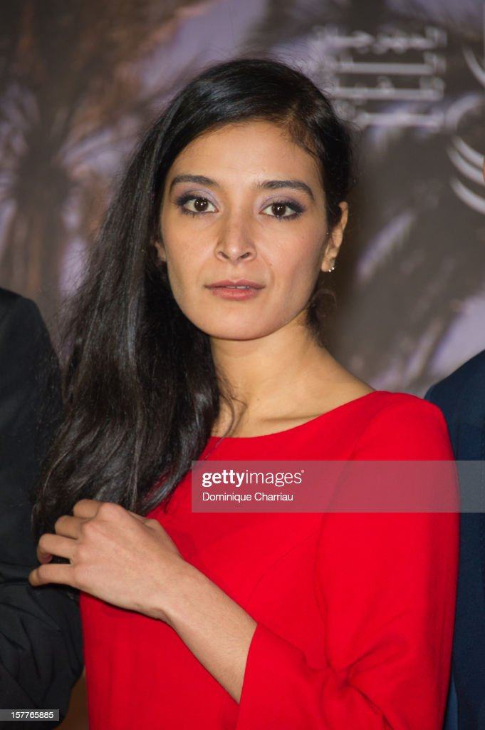 Marocaine actress Zineb Samara attends the 'Zero' photocall during the 12th International Marrakech Film Festival on December 6, 2012 in Marrakech, Morocco.