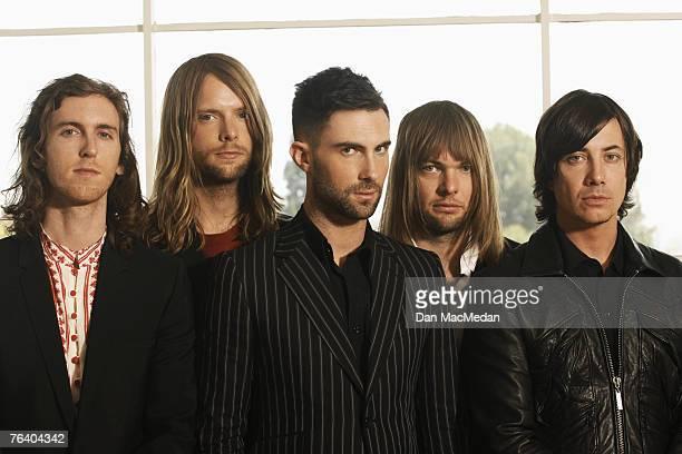 Maroon 5 maroon 5 Maroon 5 USA Today May 23 2007