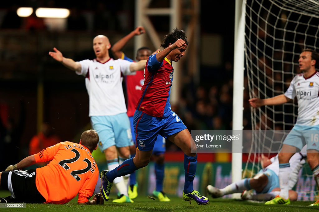 Crystal Palace v West Ham United - Premier League