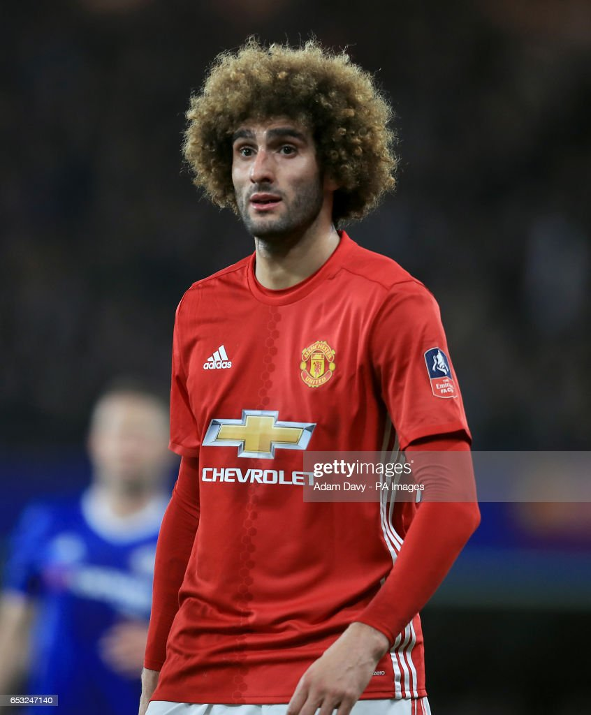 Marouane Fellaini, Manchester United