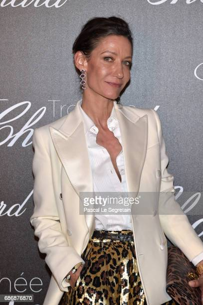 Marpessa Hennink attends the Chopard Trophy photocall at Hotel Martinez on May 22 2017 in