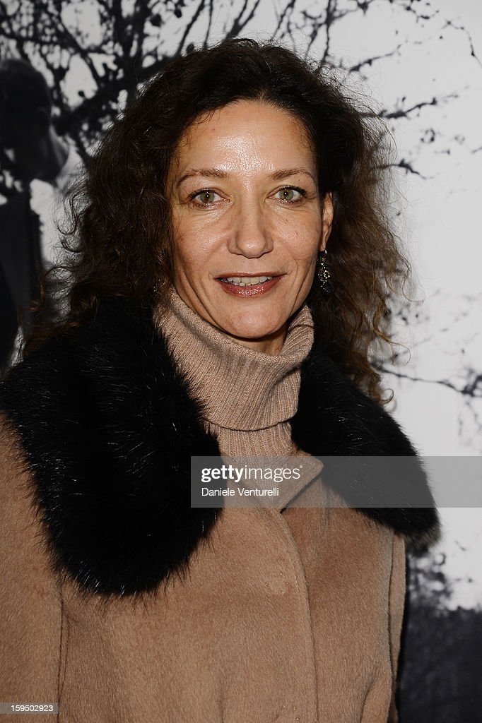 Marpessa Hennink attends the 'So Chic So Stylish' cocktail party as part of Milan Fashion Week Menswear Autumn/Winter 2013 on January 14, 2013 in Milan, Italy.