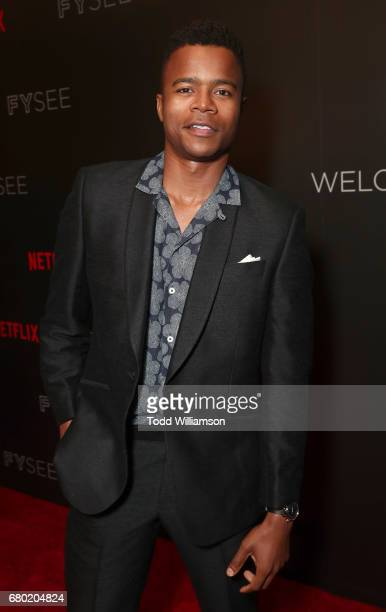 Marque Richardson attends Netflix's FYSEE KickOff Event at Netflix FYSee Space on May 7 2017 in Beverly Hills California