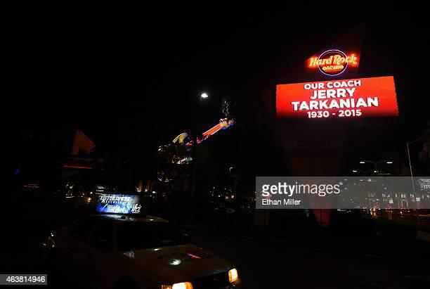 hard rock hotel and casino las vegas photos et images de